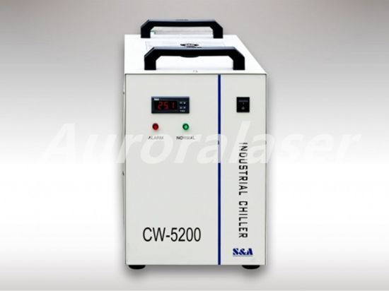 Aurora Laser Air Cooled Water Chillers for CO2 Laser Cutter Cooling Cw5200