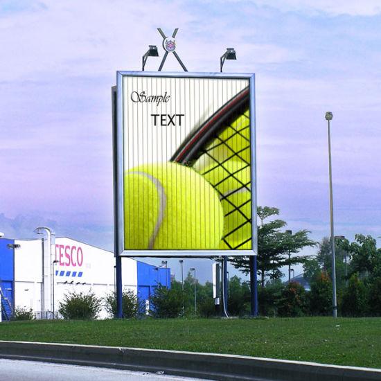 Outdoor Threee Face Billboard Advertising (F3V-131S)