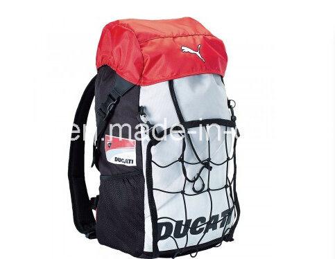 2aa872844fd63 China Ducati Waterproof motorcycle Sports Travel Bag with Net Pocket ...