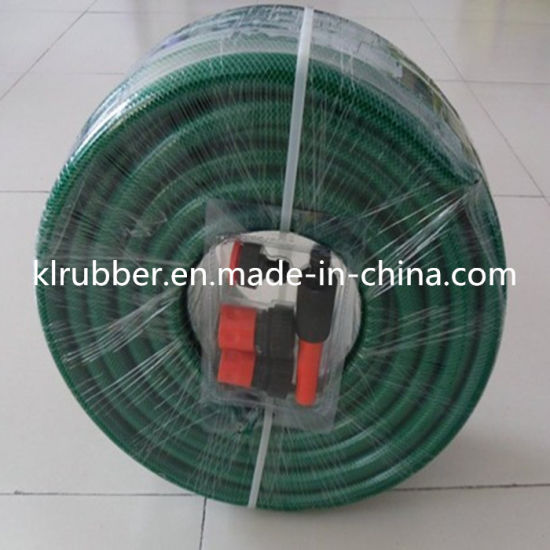 PVC Garden and Water Hose with SGS Certification