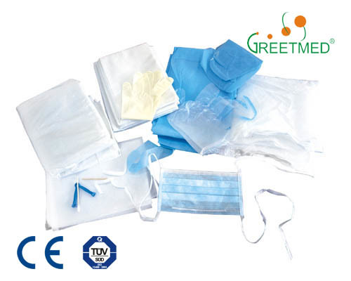 Medical Disposable Sterile Delivery Pack