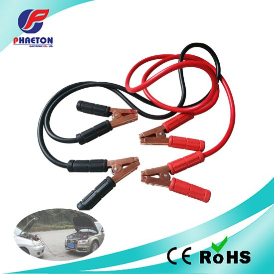 12V 24V Batteries Booster Cable 2500A for Auto pictures & photos