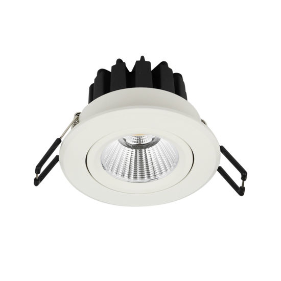 Top Recessed 7W 9W 12W LED COB Downlight