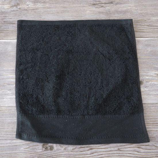 Plain Dyed Standard Gift Face Towels 35*35cm Bulk