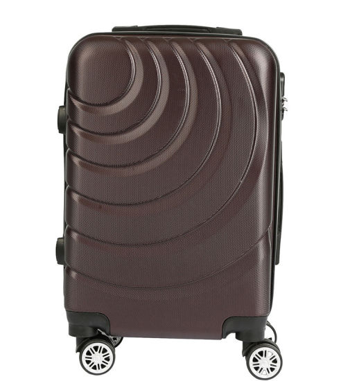 2019 ABS 20/24/28 Luggage Sets Suitcase Factory Cheap Luggage Cases Xha142