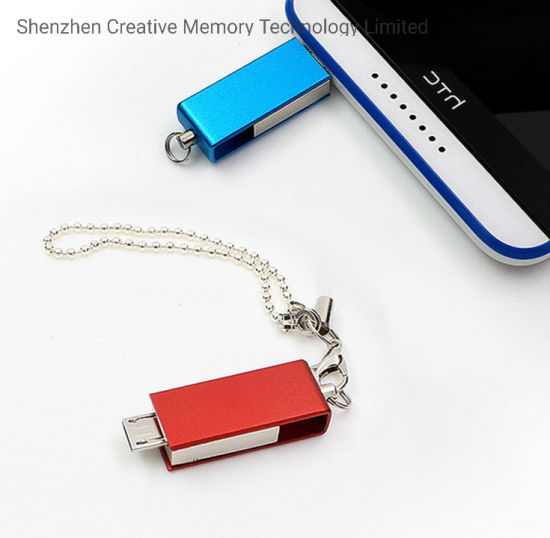 Andriod USB Flash Drive for Phone /Laptop/PC Customized Logo Sengston