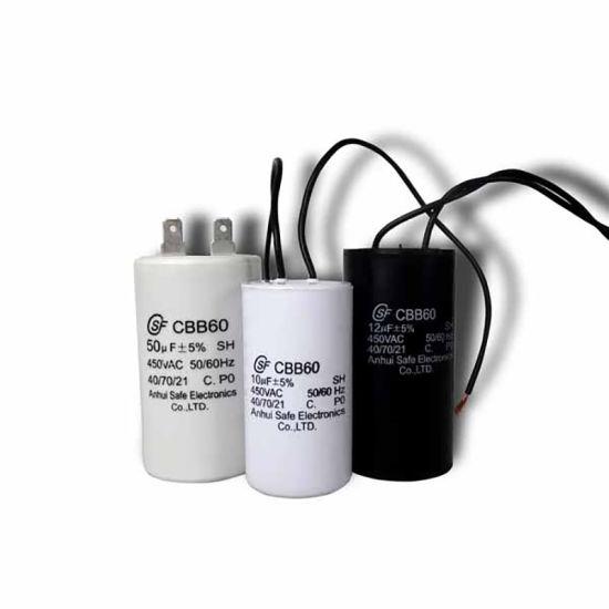 Capacitor CBB60 35uF 300VAC Pump capacitor Ships from USA