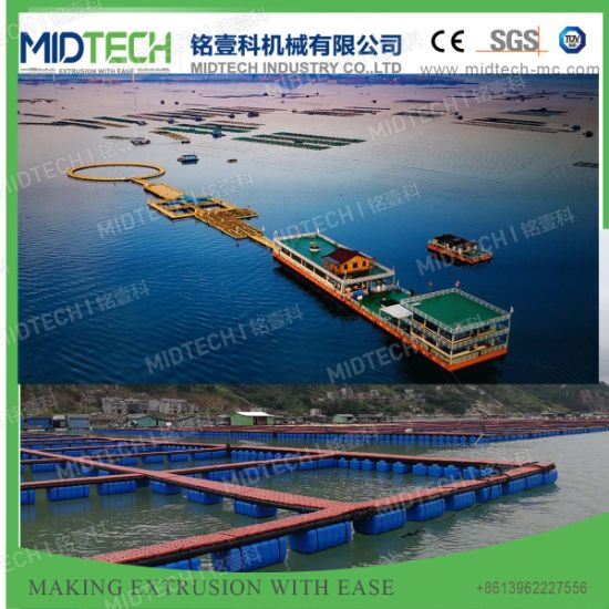 Storage industry equipment for the fishing industry