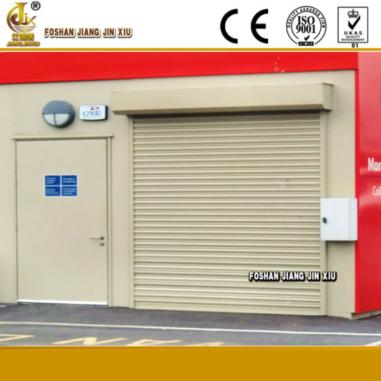 Customize Factory Price Automatic Rolling Shutter Folding Door