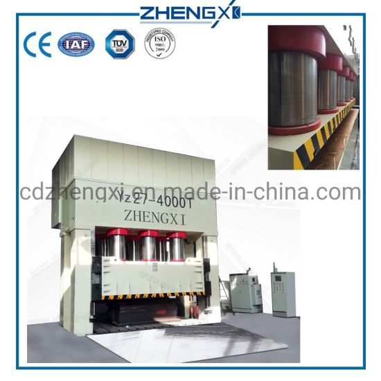 Car Mats Hydraulic Press Machine pictures & photos