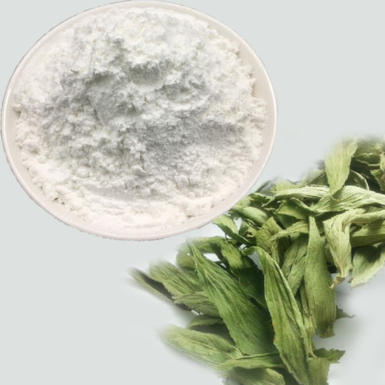 Raw Material Stevia Sweet Leaf Sugar Plant Extract CAS 57817-89-7
