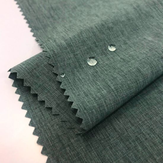Cation Four Way Spandex/Stretch Fabric for Textile Fabrics P/D with W/R