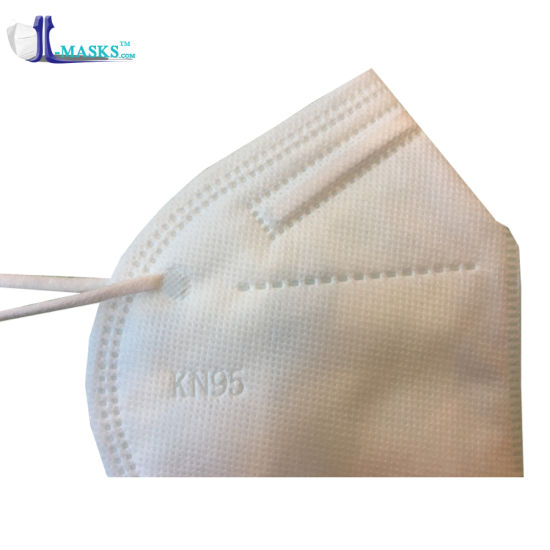 Disposable Non-Woven Respirator KN95/FFP2/N95 Facial Mask for Protection pictures & photos