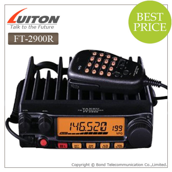 Taxi Radio FT-2900R Car Radio