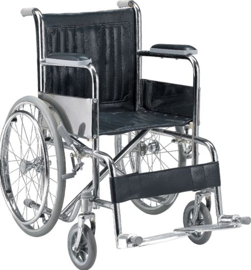 Hospital Patient Device, Durable Medical Equipment Child Wheelchair 6-19 pictures & photos