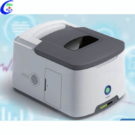 Medical Portable Blood Gas Analyzer Clinic Laboratory Equipment with LED pictures & photos