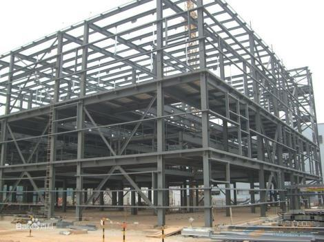 Prefabricated Steel Structure Metal Warehouse Building Material Maldives pictures & photos