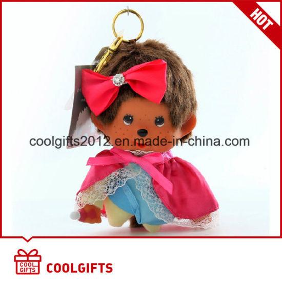 New Custom Plush Kids Stuffed Soft Toy with Cartoon Figure