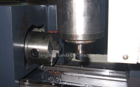 Metal Steel CNC Engraving Router Machine pictures & photos