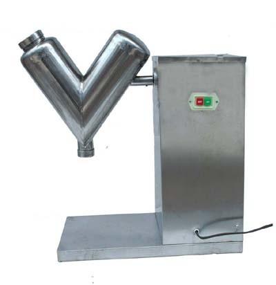 Pharmaceutical & Chemical Lab Use V Type Mixer