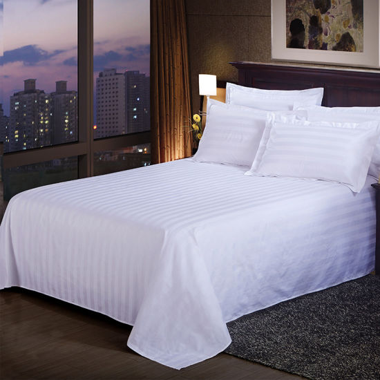 China Supplier Wholesale Market Bed Sheets For Hotel