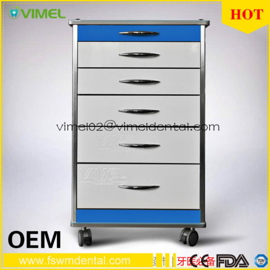 Manufacturer Mobile Dental Lab Cabinet