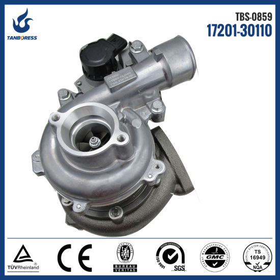 China Electric Actuator Turbo Parts Electric Turbocharger