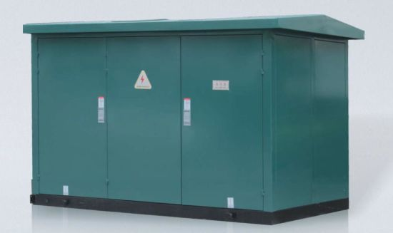 Outdoor Mv Switching Substation