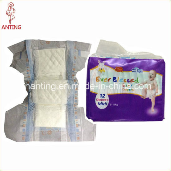 [Hot Item] China Factory OEM Brand Disposable Baby Diapers for Cameroon