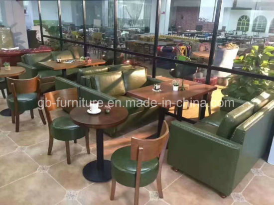 Modern High Quality Restaurant Furniture Table and Chair