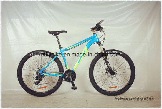 27.5inch Alloy Frame MTB Bike, Mountain Bicycle, Shimano 24speed, pictures & photos