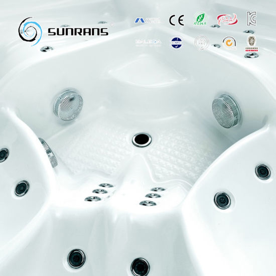 2017 New Design Sunrans for Us Outdoor SPA Hot Tub with High Quality Acrylic pictures & photos
