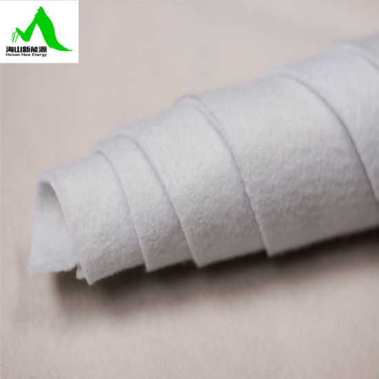Polypropylene Fiber Short Fiber Knitting Geocloth