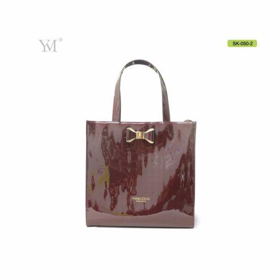 Hot Pvc Leather Fashion Bag Las Handbag 2018