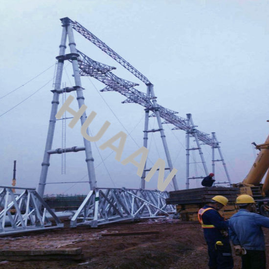 Transformer Substation Transmission Steel Iron Architecture pictures & photos