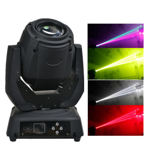 Professional Newest Disco 20CH 120W 2r Beam Moving Head pictures & photos