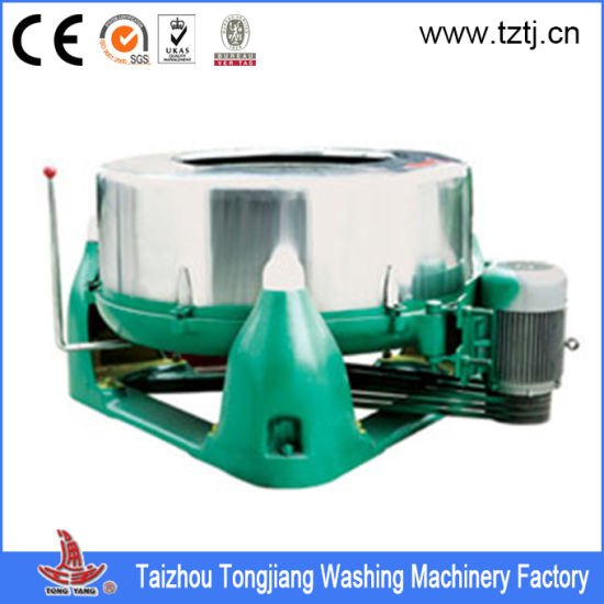 Commercial Spin Dryer/ 100kg Hydro Extractor/ Industrial Dewatering Machine (SS752-SS754)