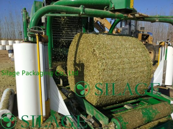 Silage Wrap Net, Waven Plastic Net, Hot Sale Bale Net for Farm Grass, EU High Quality Plastic Net pictures & photos