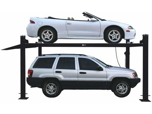 3700kgs Weight Four Post Parking Lift /Lifter