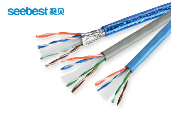 China Factory Wholesale Cat5 Vs CAT6 Cat5e Wiring LAN Cables - China ...