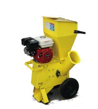 13HP Small Good Price Petrol China Agriculture Industrial Garden Mini Wood Chipper Machine Shredder