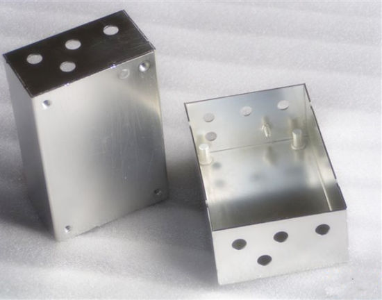 High Quality Sheet Metal Product (LFCR0192) pictures & photos