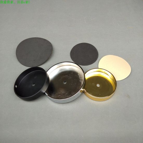 Lighting Fitting Metal Part Lamp Metal Accessories with Electroplating