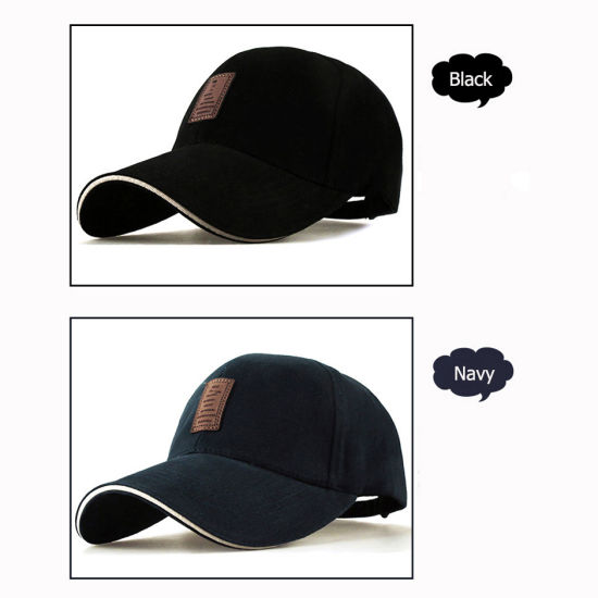 Customed Baseball Cap with 100% Polyester Material pictures & photos