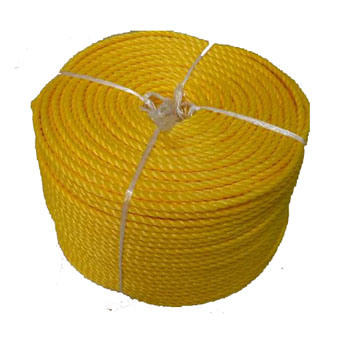 PE Polyethylene Wear-Resisting Twist Rope String pictures & photos