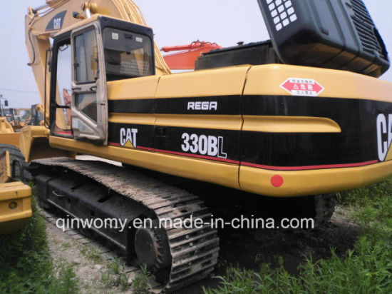 30ton/0.5~1.5cbm-Bucket 2005/8000hrs USA-Original Backhoe Used Caterpillar 330b Hydraulic Crawler Excavator pictures & photos