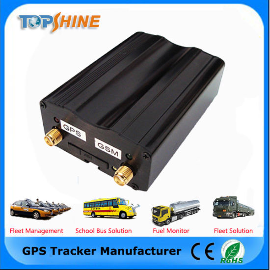 High Sensitive Industral Module Vehicle GPS Tracker with Free Platform