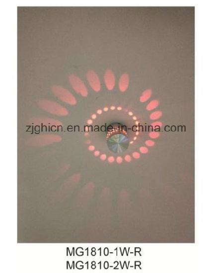 Decorative LED Downlight/LED Wall Light