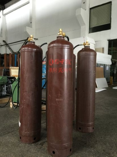 CNG Cylinder (90L 20MPa, Type-II) Compressor pictures & photos