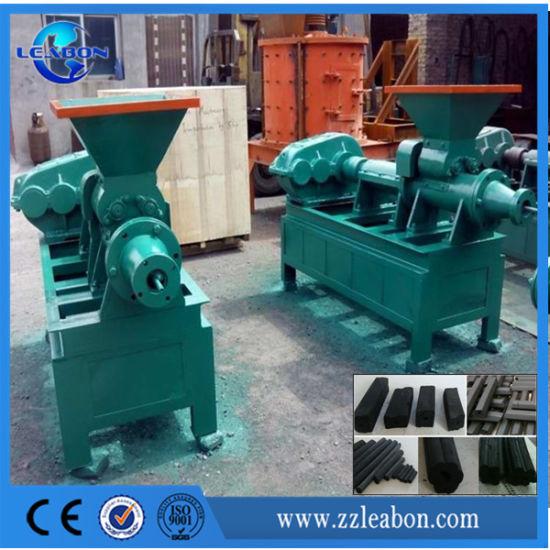 1-3tons Per Hour Charcoal Coal Power Briquette Press Machine